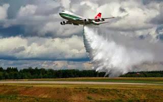 Εικόνες μέσα από ένα αεροπλάνο chemtrails!!! -ΦΩΤΟ-ΒΙΝΤΕΟ