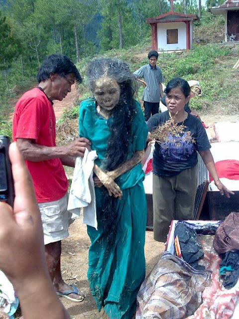 Toraja-walking-dead
