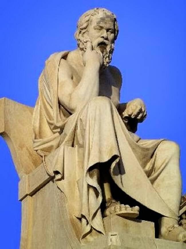 Philosophers-Socrates