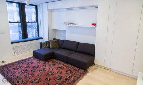 Το μικροσκοπικό σπίτι που μεταμορφώνεται… με το πιο απίστευτο κόλπο- 8 δωμάτια σε 350τμ !!!