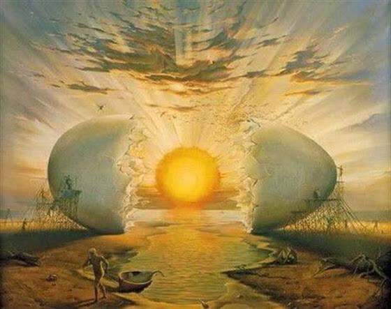 Είδαν την «εκκόλαψη» του Ήλιου!