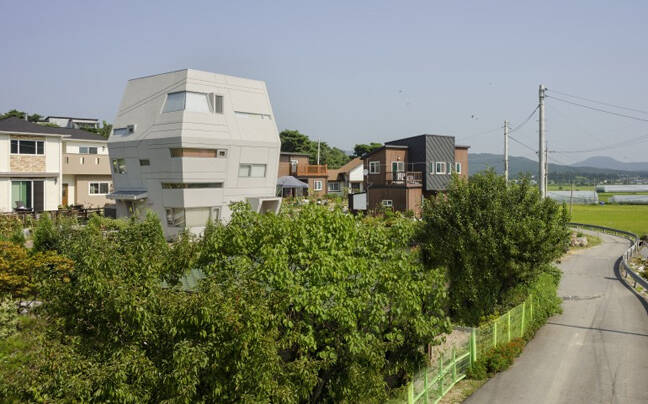 Σπίτι εμπνευσμένο από το «Star Wars»! Ένα θαύμα αρχιτεκτονικής που θα σας κάνει να ζηλέψετε !!!