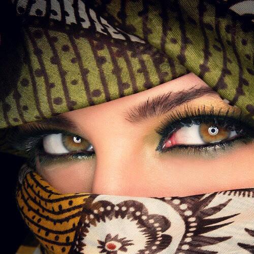 Το ήξερες ;;; Γιατί οι άνθρωποι έχουν καστανοπράσινα μάτια και τι σημαίνει;
