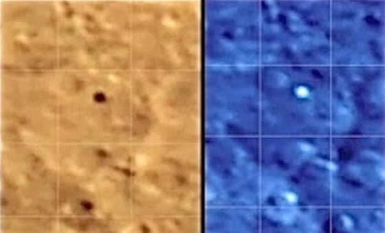 Κατέγραψε άγνωστο αντικείμενο πάνω από τη Σελήνη [Βίντεο]