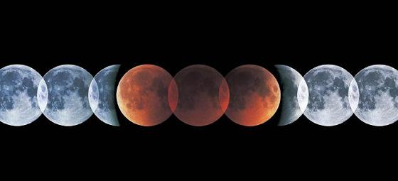 «Ματωμένο» το φεγγάρι απόψε -Δείτε την ολική έκλειψη σελήνης Live [Βίντεο]