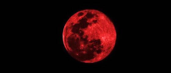 Πανσέληνος με «ματωμένο» φεγγάρι αύριο 8 Οκτωβρίου