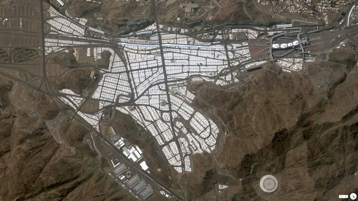 Οι 23 φωτογραφίες από δορυφόρο που μοιάζουν με έργα τέχνης [εικόνες]
