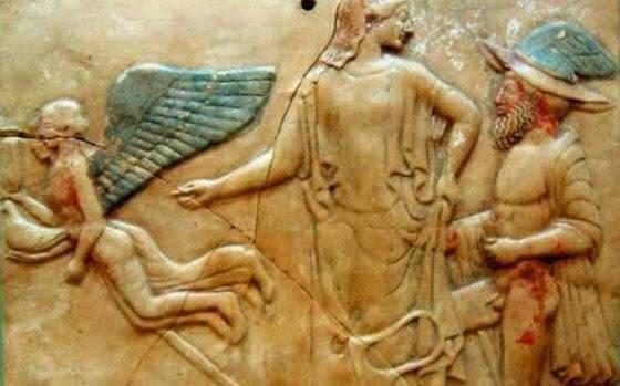 Τι λέει η μυθολογία για τον Ερμή που έφερνε τους νεκρούς στον Κάτω Κόσμο