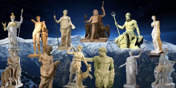 Τα ονόματα των Θεών του Ολύμπου είχαν συμβολικές σημασίες – Δείτε ποιες !!!