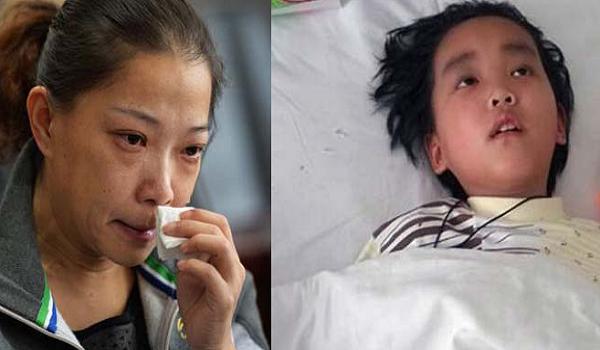 Αυτό το 7χρονο αγόρι ικέτευε τους γιατρούς να το αφήσουν να πεθάνει. Όταν μάθετε το λόγο δεν θα αντέξετε να μην βουρκώσετε…