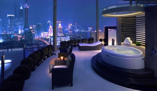 Τα πιο ωραία μπάνια ξενοδοχείων στον κόσμο