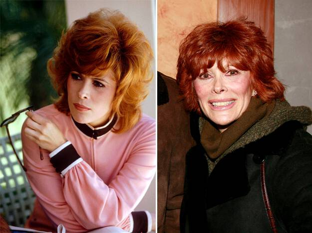Bond Girls Then and Now 10 Ο χρόνος είναι αμείλικτος! Δείτε τα 31 κορίτσια του Τζέιμς Μποντ τότε και σήμερα
