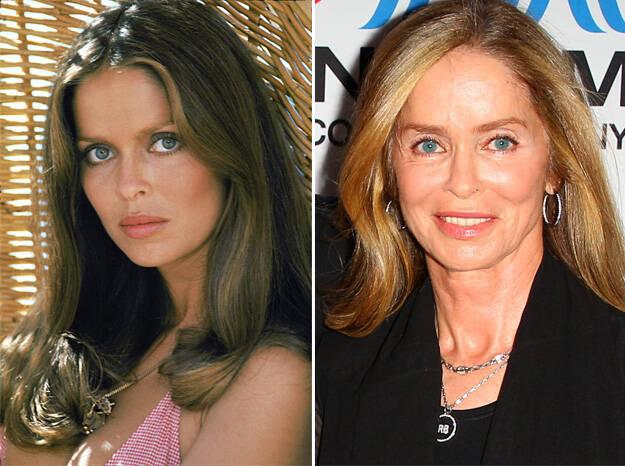 Bond Girls Then and Now 15 Ο χρόνος είναι αμείλικτος! Δείτε τα 31 κορίτσια του Τζέιμς Μποντ τότε και σήμερα