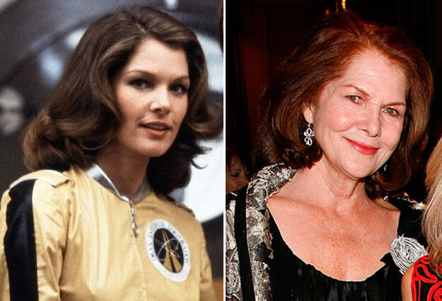 Bond Girls Then and Now 16 Ο χρόνος είναι αμείλικτος! Δείτε τα 31 κορίτσια του Τζέιμς Μποντ τότε και σήμερα