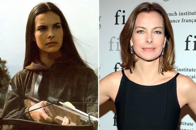 Bond Girls Then and Now 19 Ο χρόνος είναι αμείλικτος! Δείτε τα 31 κορίτσια του Τζέιμς Μποντ τότε και σήμερα