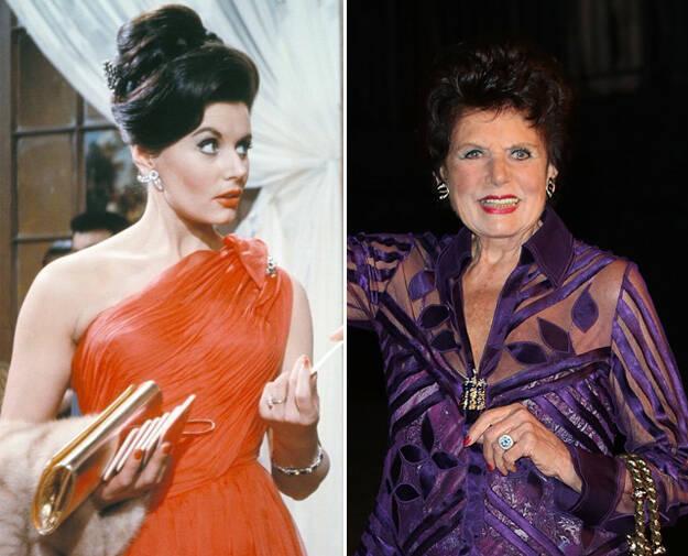 Bond Girls Then and Now 2 Ο χρόνος είναι αμείλικτος! Δείτε τα 31 κορίτσια του Τζέιμς Μποντ τότε και σήμερα