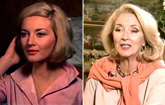 Bond Girls Then and Now 3 Ο χρόνος είναι αμείλικτος! Δείτε τα 31 κορίτσια του Τζέιμς Μποντ τότε και σήμερα