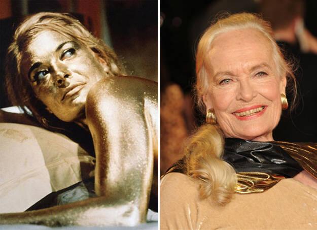 Bond Girls Then and Now 4 Ο χρόνος είναι αμείλικτος! Δείτε τα 31 κορίτσια του Τζέιμς Μποντ τότε και σήμερα
