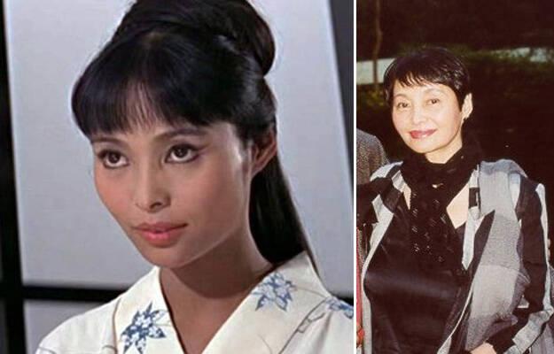 Bond Girls Then and Now 7 Ο χρόνος είναι αμείλικτος! Δείτε τα 31 κορίτσια του Τζέιμς Μποντ τότε και σήμερα