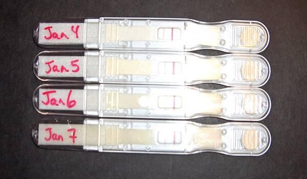 Νεαρή γυναίκα έκανε 7 τεστ εγκυμοσύνης πριν ανακαλύψει κάτι τρομερό!!!-ΦΩΤΟ