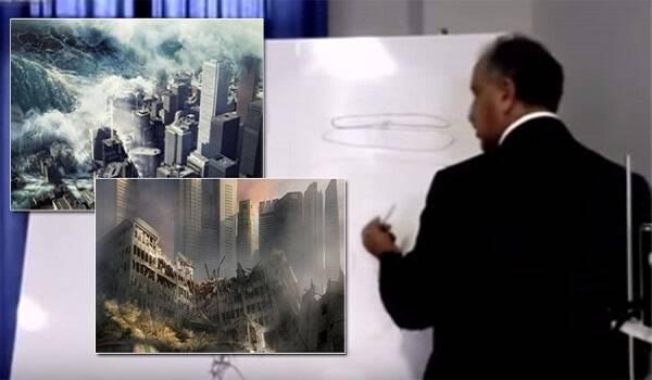 Πρόβλεψη σοκ: Φονικός Εγκέλαδος θα χωρίσει ηπείρους – Εκτιμήσεις για πολλά εκατομμύρια νεκρούς (Βίντεο)