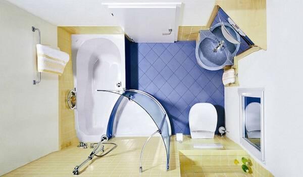 11 φοβερές ιδέες για μικρά μπάνια!