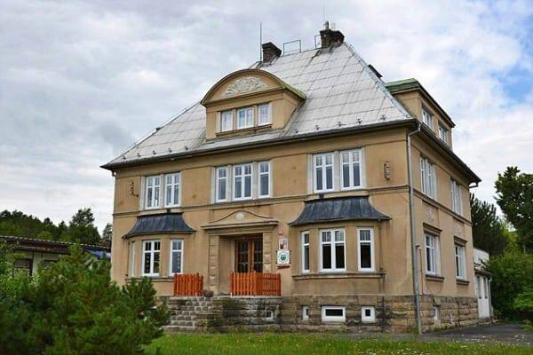 Hidden German treasures in attic