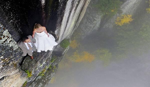 8 Φανταστικές φωτογραφίες Γάμων που θα σας κόψουν την Ανάσα.