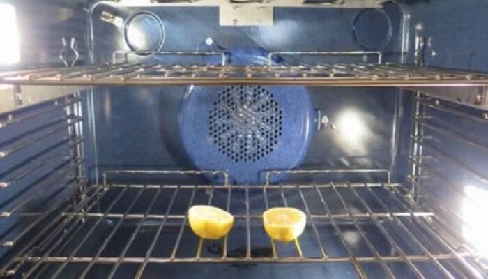 Βάζει στον φούρνο 1 λεμόνι κομμένη στην μέση και αυτό που συμβαίνει είναι κάτι το εκπληκτικό! (PHOTOS)