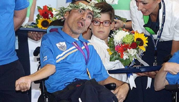 Έχουμε χάσει το μέτρημα. Μπράβο και πάλι μπράβο! Έβδομο μετάλλιο στο Ρίο, χάλκινο και στο μπότσια!