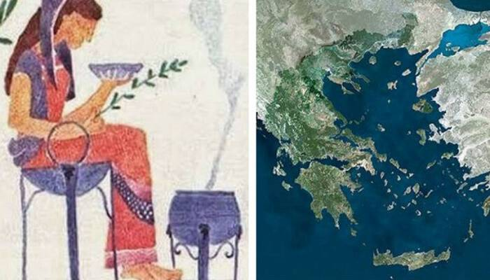 ΑΝΑΤΡΙΧΙΛΑ – Και όμως: ΔΕΙΤΕ τι είχε πει η Πυθία για το ΜΕΛΛΟΝ της Ελλάδας…