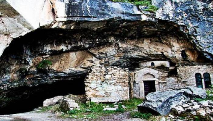 Μύθοι, θρύλοι και πραγματικότητα για την περίφημη σπηλιά του Νταβέλη! (Photos & Video)