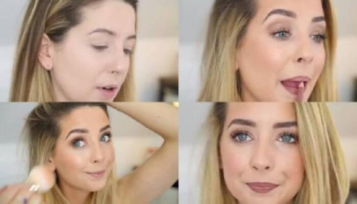 Η πιο διάσημη YouTuber σου δείχνει το τέλειο μακιγιάζ για τις αρχές του φθινοπώρου! (VIDEO)