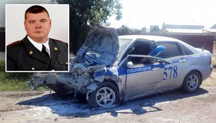 Ήρωας αστυνομικός δεν σκέφτηκε ούτε στιγμή να πεθάνει για να σώσει 300 μικρά παιδιά (φωτογραφίες)