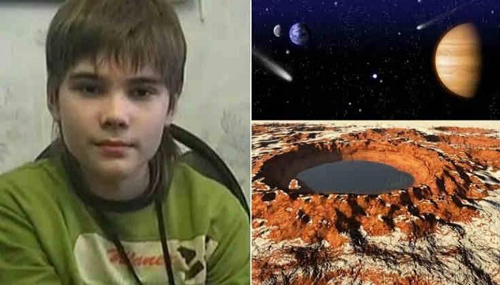To αγόρι από τη Ρωσία που περιγράφει με λεπτομέρειες την προηγούμενη ζωή του στον πλανήτη Άρη