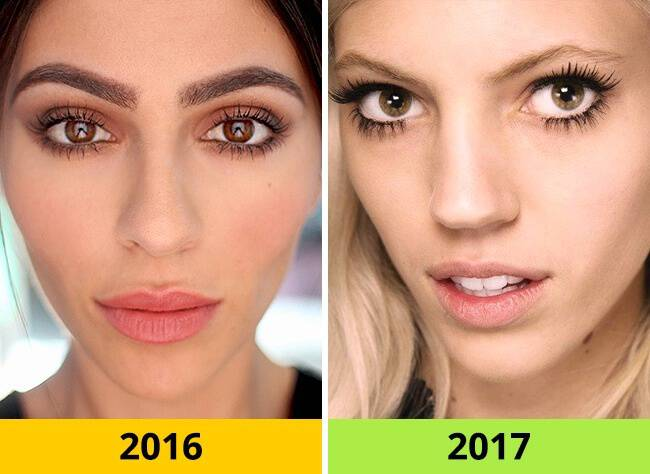 3fae1cfac4 Οι νέες τάσεις της ομορφιάς  Τι αλλάζει το 2017 σε σχέση με το 2016 ...