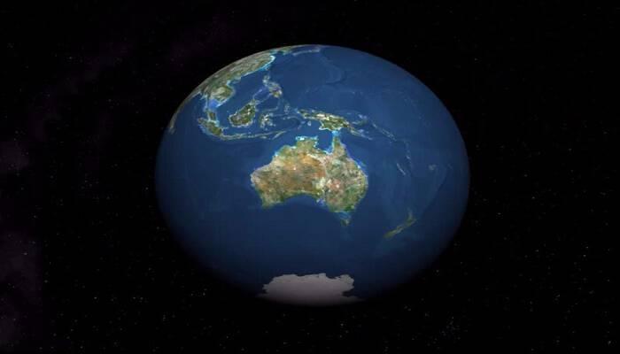 Η έβδομη ήπειρος που δεν είχαν προσέξει μέχρι τώρα οι επιστήμονες