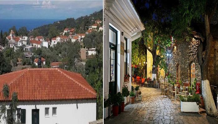 Το μοναδικό χωριό στην Ελλάδα που τα μαγαζιά ανοίγουν στις 11 το βράδυ και κλείνουν το πρωί