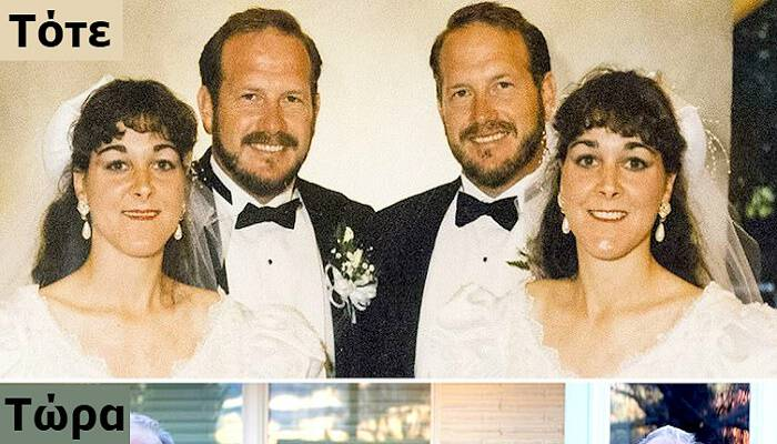 Θυμάστε τις δίδυμες αδερφές που παντρεύτηκαν δίδυμους άντρες; Δείτε 12 Εξωπραγματικά Γεγονότα από την Ζωή τους!