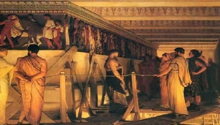 Τι μας κρύβουν;;; Υπόγειος θάλαμος με 130 αρχαία Ελληνικά αγάλματα (video)