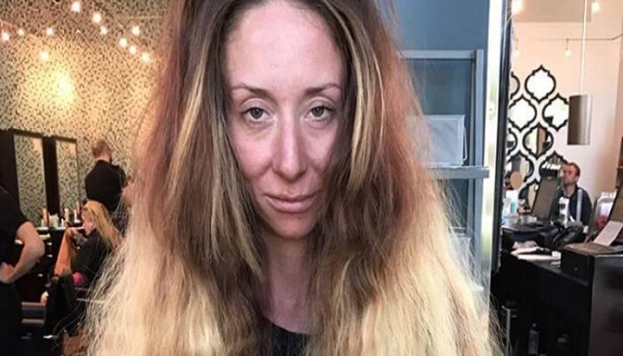 Είχε μακρυά μαλλιά σε όλη τη τη ζωή. Λίγο πριν το γάμο της όμως πήρε την απόφαση για την μεγάλη αλλαγή.. Δείτε ΠΩΣ έγινε!