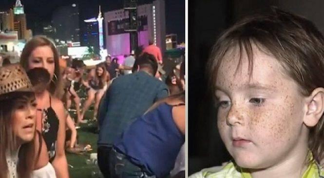 Γυναίκα βοήθησε 5χρονο παιδί που χάθηκε στο μακελειό του Λας Βέγκας να ξαναβρεί τη μητέρα του με τη βοήθεια του facebook