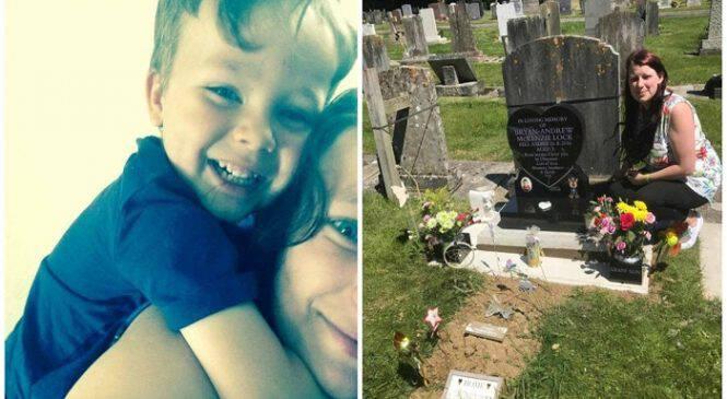 3χρονο παιδί με ανεμοβλογιά πέθανε από σηψαιμία όταν έξυσε τα σπυράκια του. Τώρα η μητέρα του προειδοποιεί τους άλλους γονείς