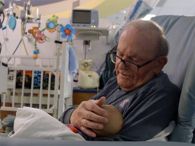 Ο υπέροχος παππούς Ντέιβιντ