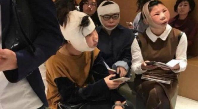 Πήγαν για λίφτινγκ στη Σεούλ, βγήκαν αγνώριστες και… δεν μπόρεσαν να γυρίσουν πίσω!