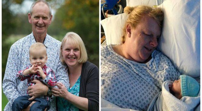 Γυναίκα 48 ετών που είχε ξοδέψει 90.000 ευρώ σε εξωσωματικές και είχε 18 αποβολές γεννάει το μωρό που πάντα ήθελε