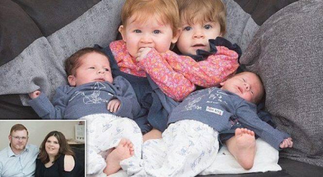 Γυναίκα γέννησε δίδυμα δύο φορές μέσα 11 μήνες και έσπασε κάθε ρεκόρ