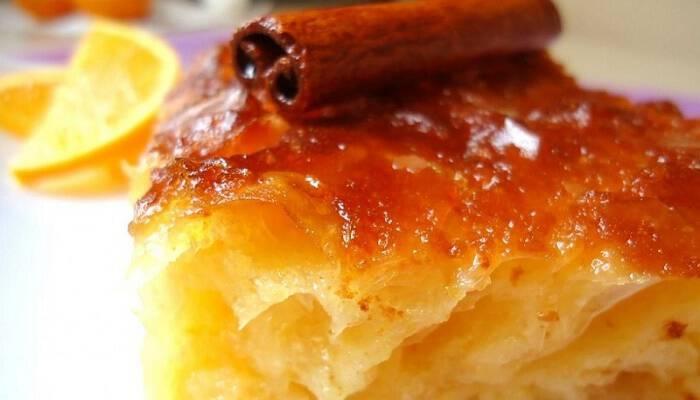 Ένα εύκολο γλυκό: Φτιάξτε μια νόστιμη και ζουμερή πορτοκαλόπιτα!