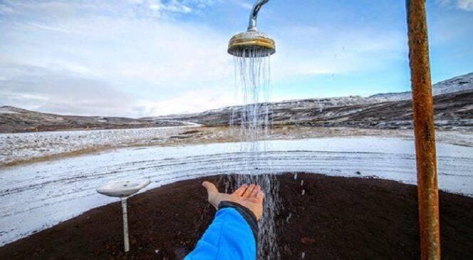 Κάντε μπάνιο με κρύο νερό. Περιορίζει τις ρυτίδες, μειώνει την τριχόπτωση και βελτιώνει την καρδιακή λειτουργία