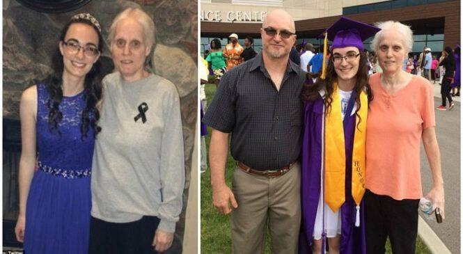 18χρονη δημοσιεύει το γράμμα που της άφησε η μητέρα της πριν φύγει από καρκίνο για να κάνει όλα τα παιδιά να αγκαλιάσουν τους γονείς τους